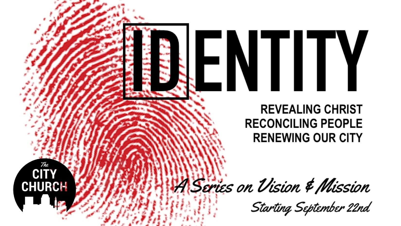 OUR CURRENT SERIES:  Who are we and what do we stand for?