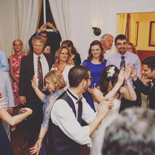 🌿Along with all the specialness, weddings can be stressful and full of decisions, planning, and busyness. That's why I love it when I get to see the bride and groom and their loved friends and family letting loose and having a well-deserved good time. This often happens on the dance floor! 😉💃🏼🕺 . 📷@kevinsnyderphotography . . . . . . . #coloradevent #coloradowedding #coloradoweddingplanner #denverwedding #weddingplanner #entrepreneur #coloradobride #fortcollinsweddingplanner #dancefloor #letloose #chautauqua #boulderwedding #boulderbride