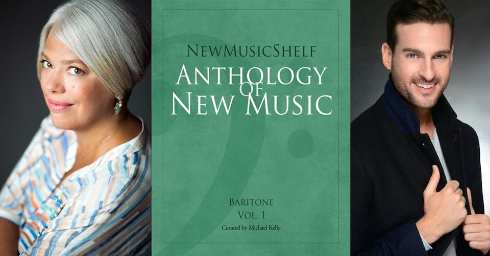 ATM - NewMusicShelf and Black Tea Music present an evening of new art song for baritone and piano.Come hear baritone Michael Kelly and pianist Kathleen Kelly perform art songs collected in the inaugural volume for baritone of NewMusicShelf's Anthology of New Music, published in September 2018, and afterward meet some of the composers involved in this project!