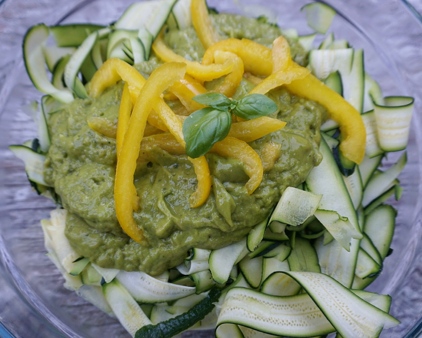 Creamy Zoodle!