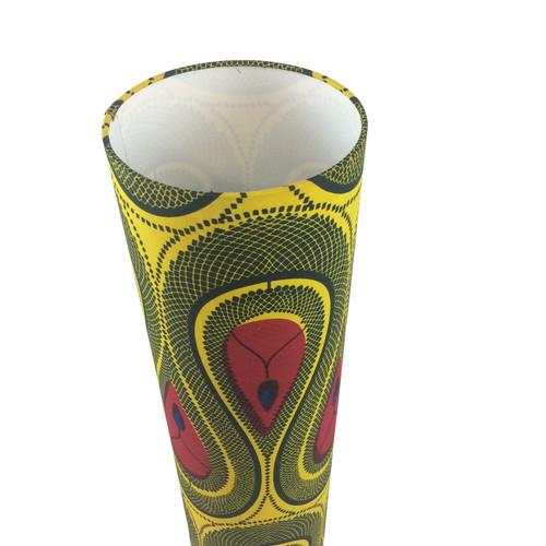 Bri Peprah cylinder lampshade