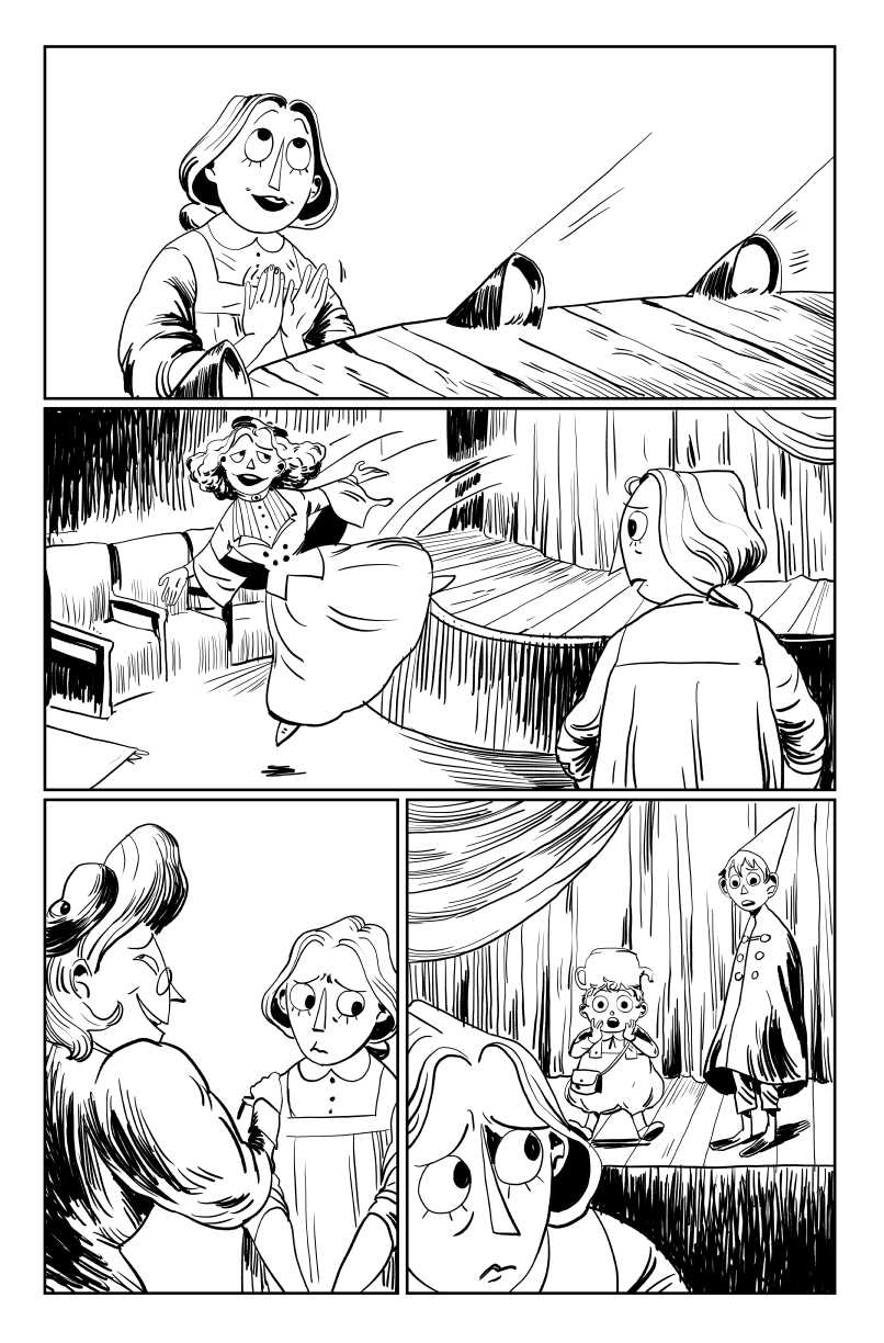 OTGW Soulful Symphonies; Issue 1 Page 14
