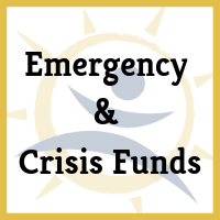Whether the unexpected extra cost is a hurricane or the loss of a job, the Emergency & Crisis Fund is in place to help with one-time emergency costs that can be a lifesaver for families in need of basic care.