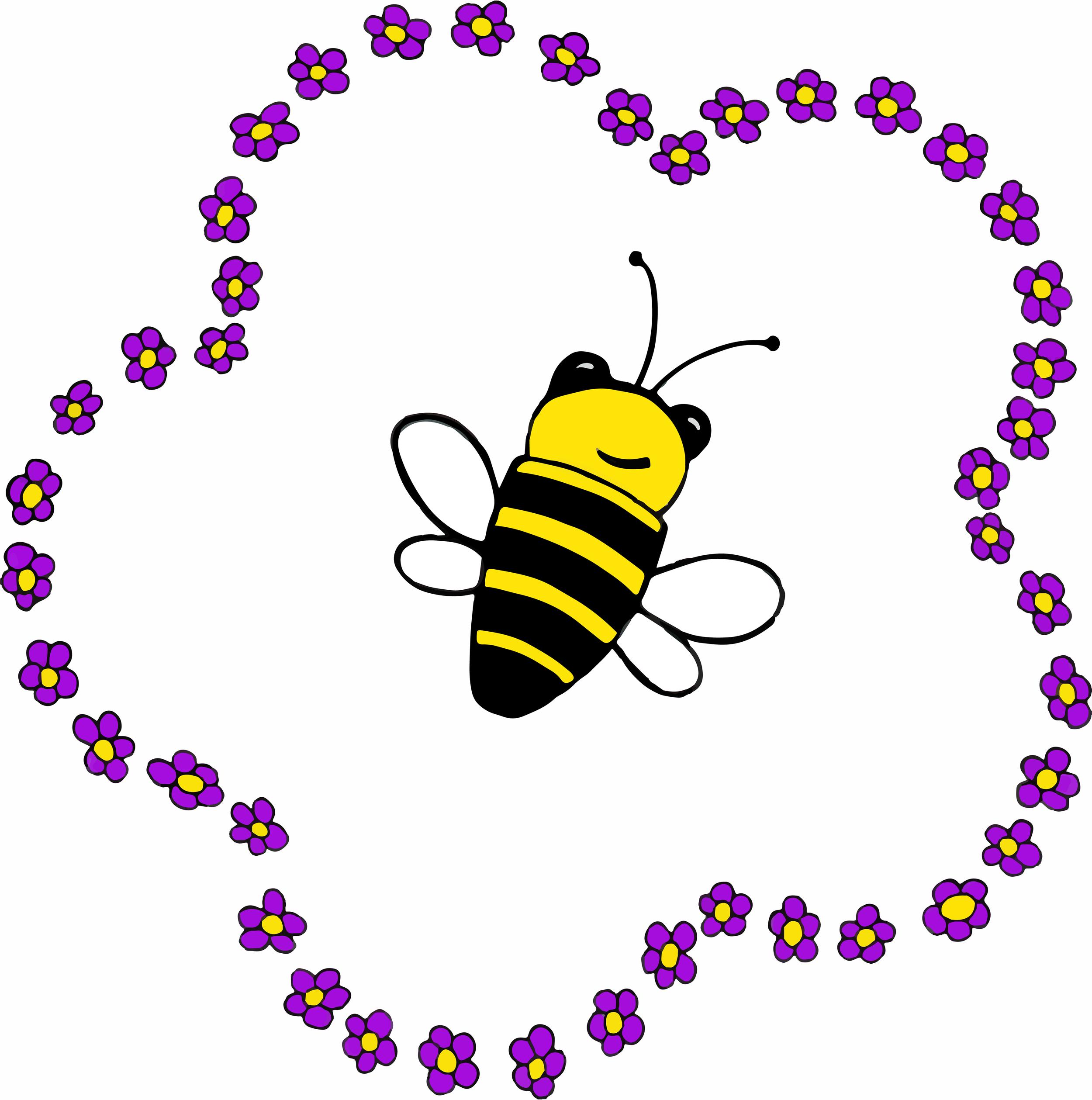 Melissa's Honeybee Meadow