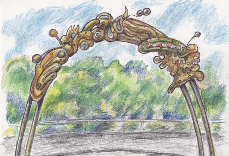 Aqurbane sketch front