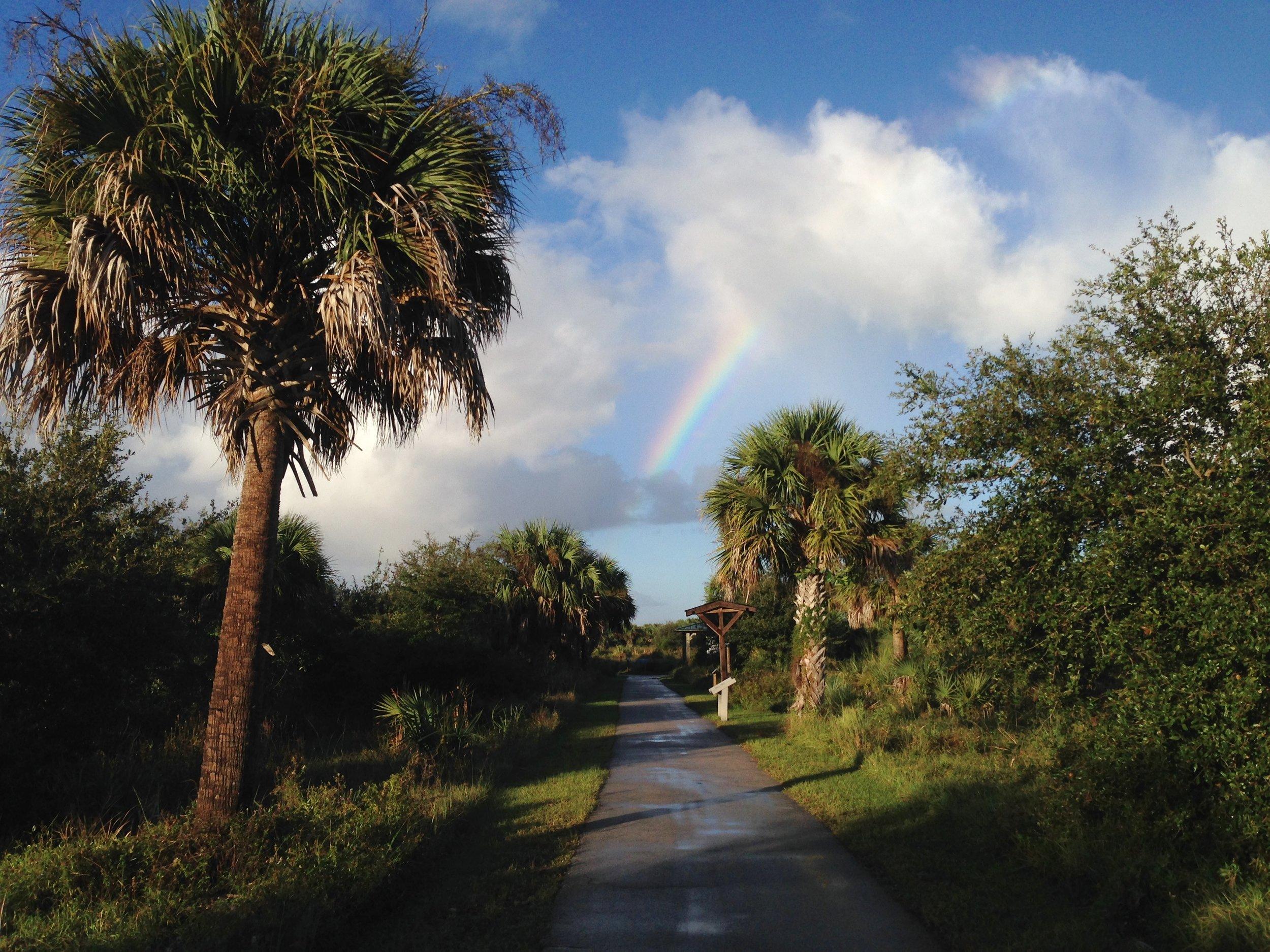 Photo: Sandee & Steve Dawdy, USFWS Volunteers, Everglades Headwaters NWR