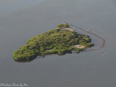 Photo: Indian River by Air