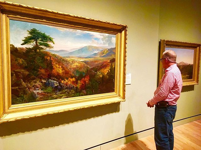 Doing a little landscaping on our day off @crystalbridgesmuseum.🌿#sunday #sundayfunday #daytrip #travel #art #museum #garden #landscaping #landscape #nature #green #plants #explore #instagood #instamood #arkansas #sundaymorning #sundayvibes #horticulture #botany #botanical #landscapephotography #theoutbound #painting #weekend #workhard #playhard #view #instadaily #fineart