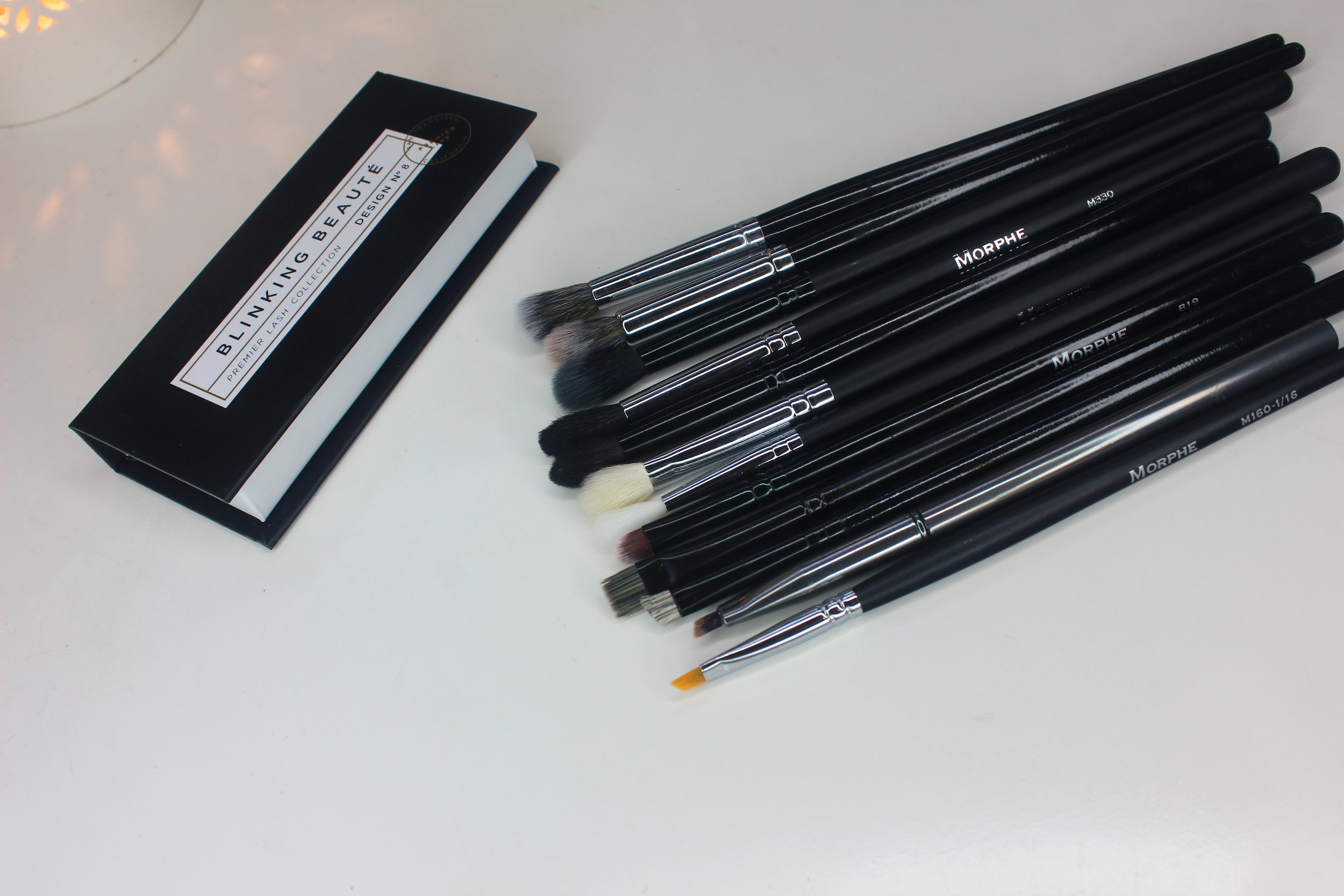 Morphe Brushes & Blinking Beaute Haul
