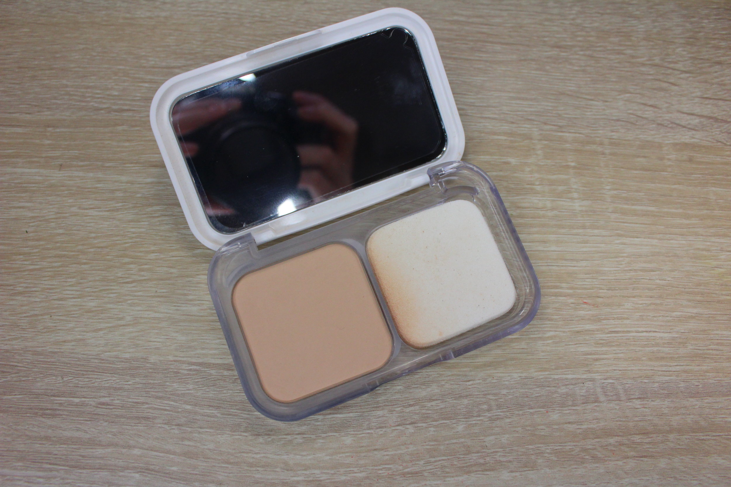 Beauty favorites - Maybelline Better Skin pressed powder