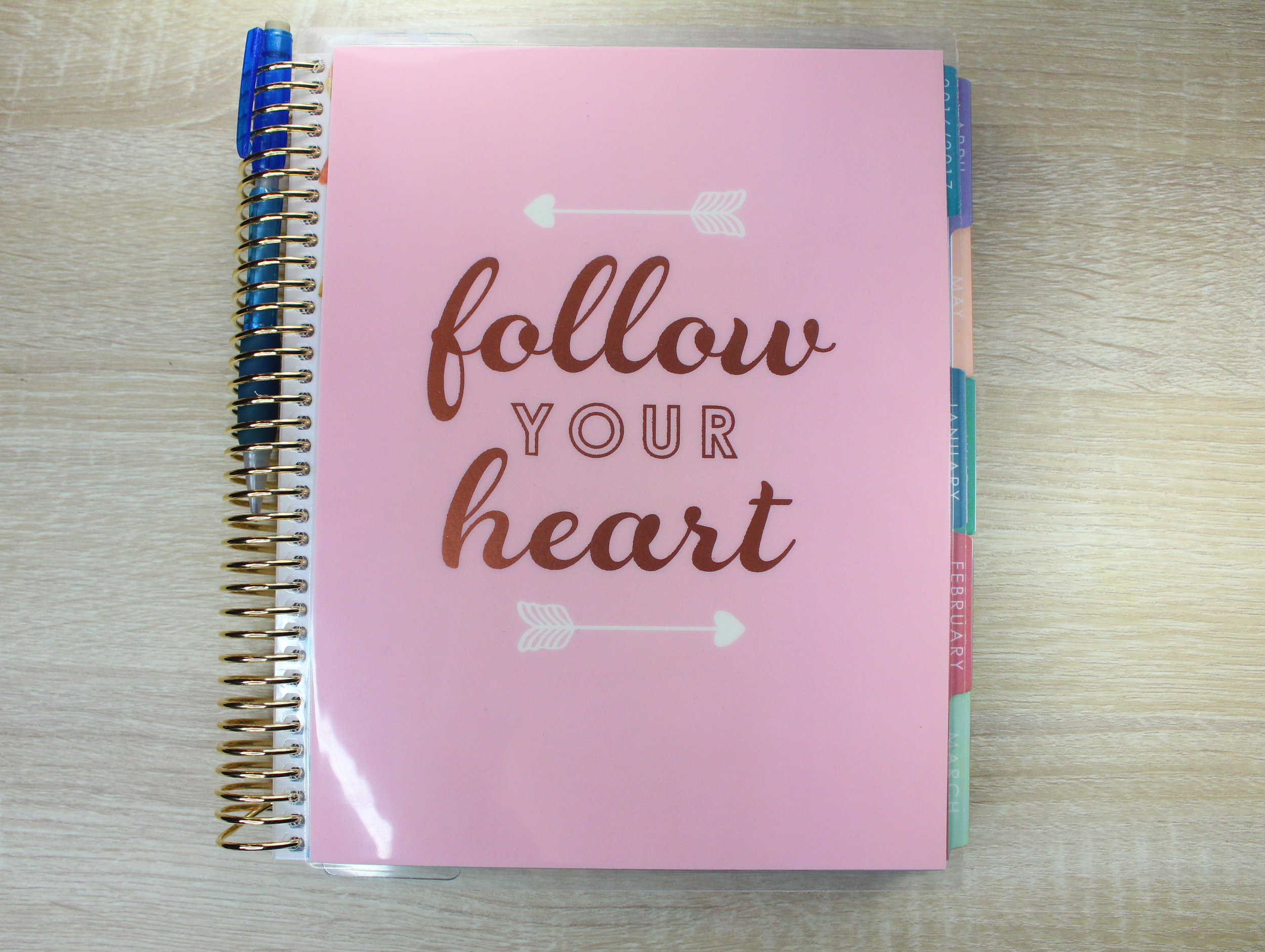 Current favorites- Erin Condren Life Planner