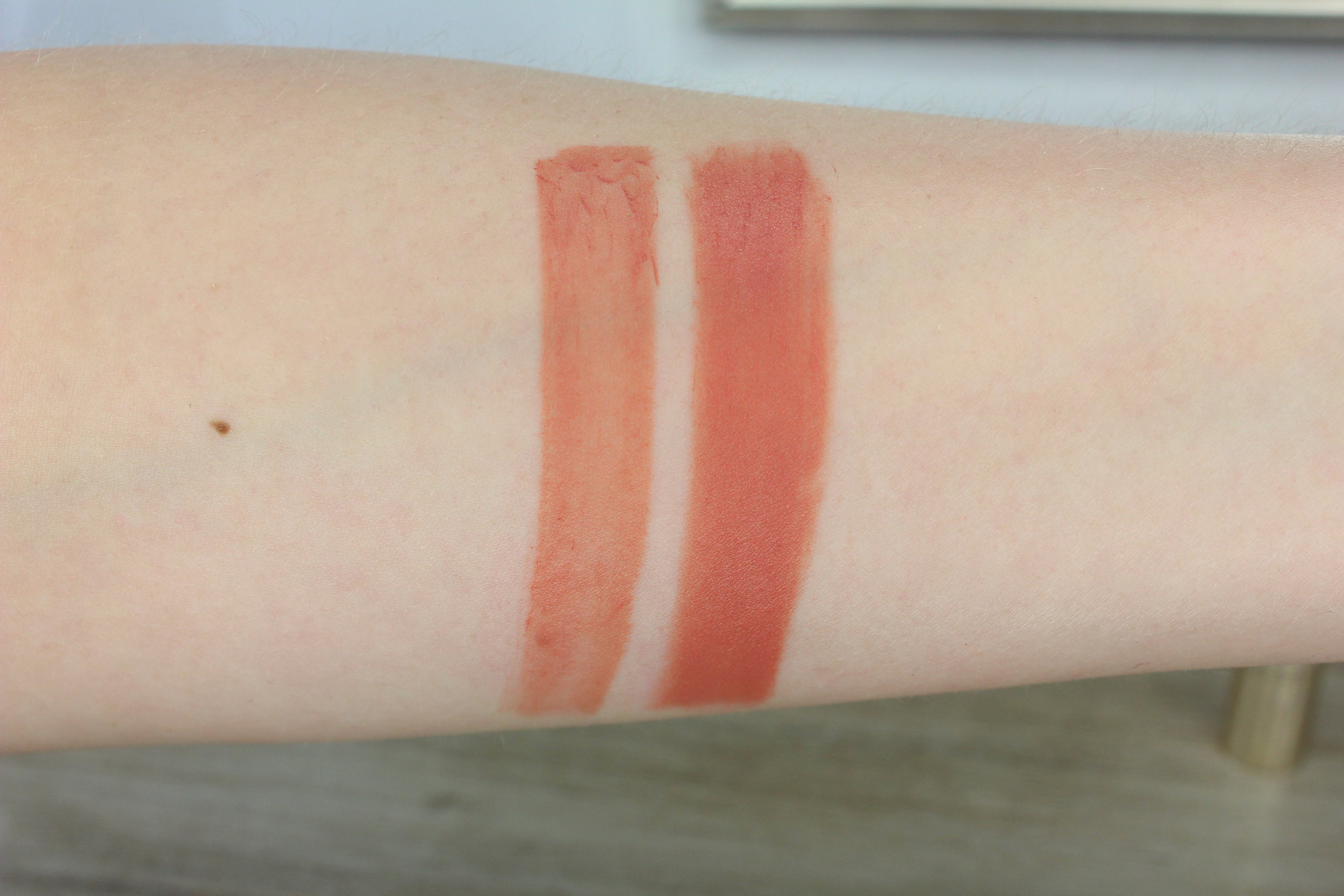Estee Lauder Raw Sugar (110) swatch