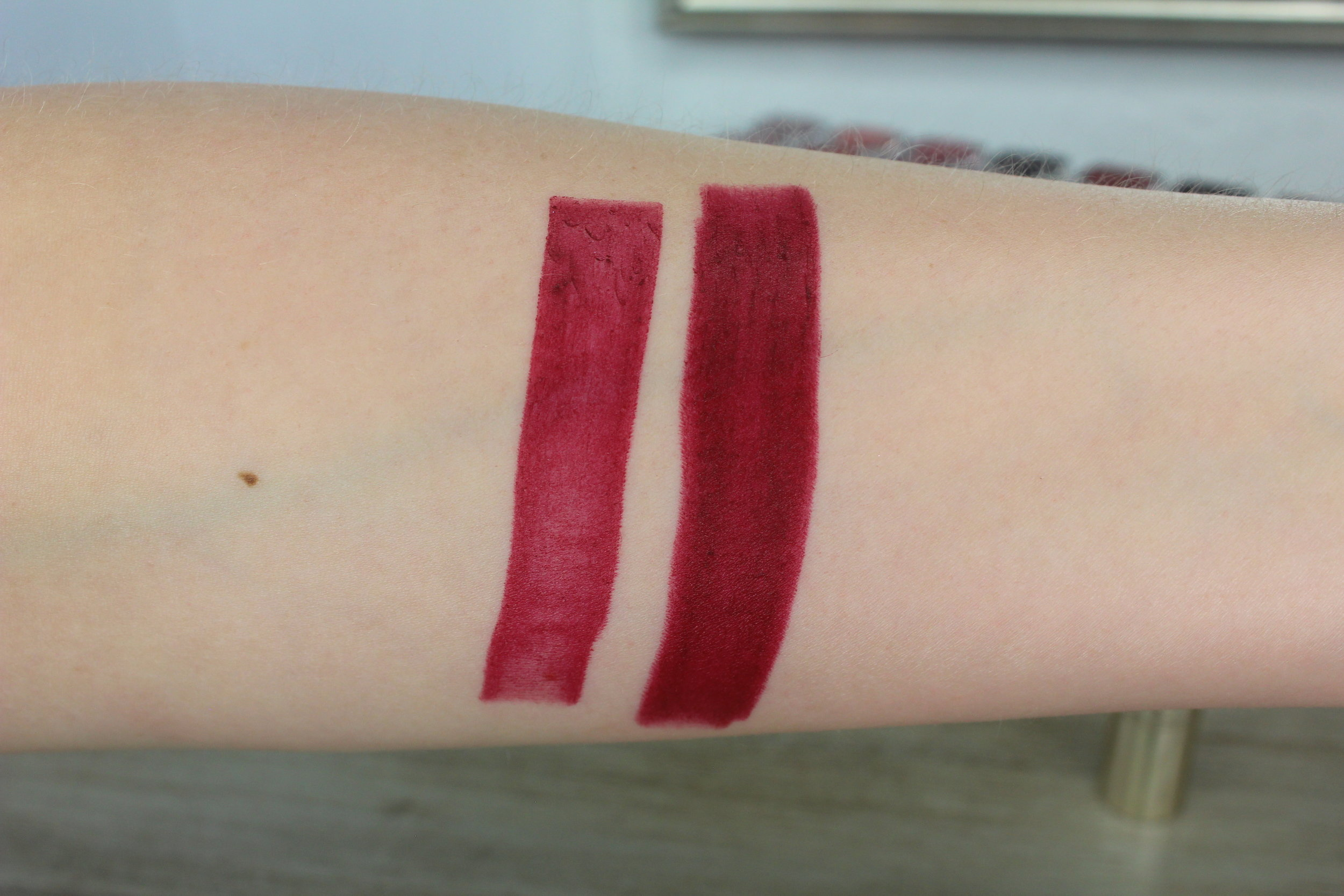 Estee Lauder Rose Xcess (120) swatch