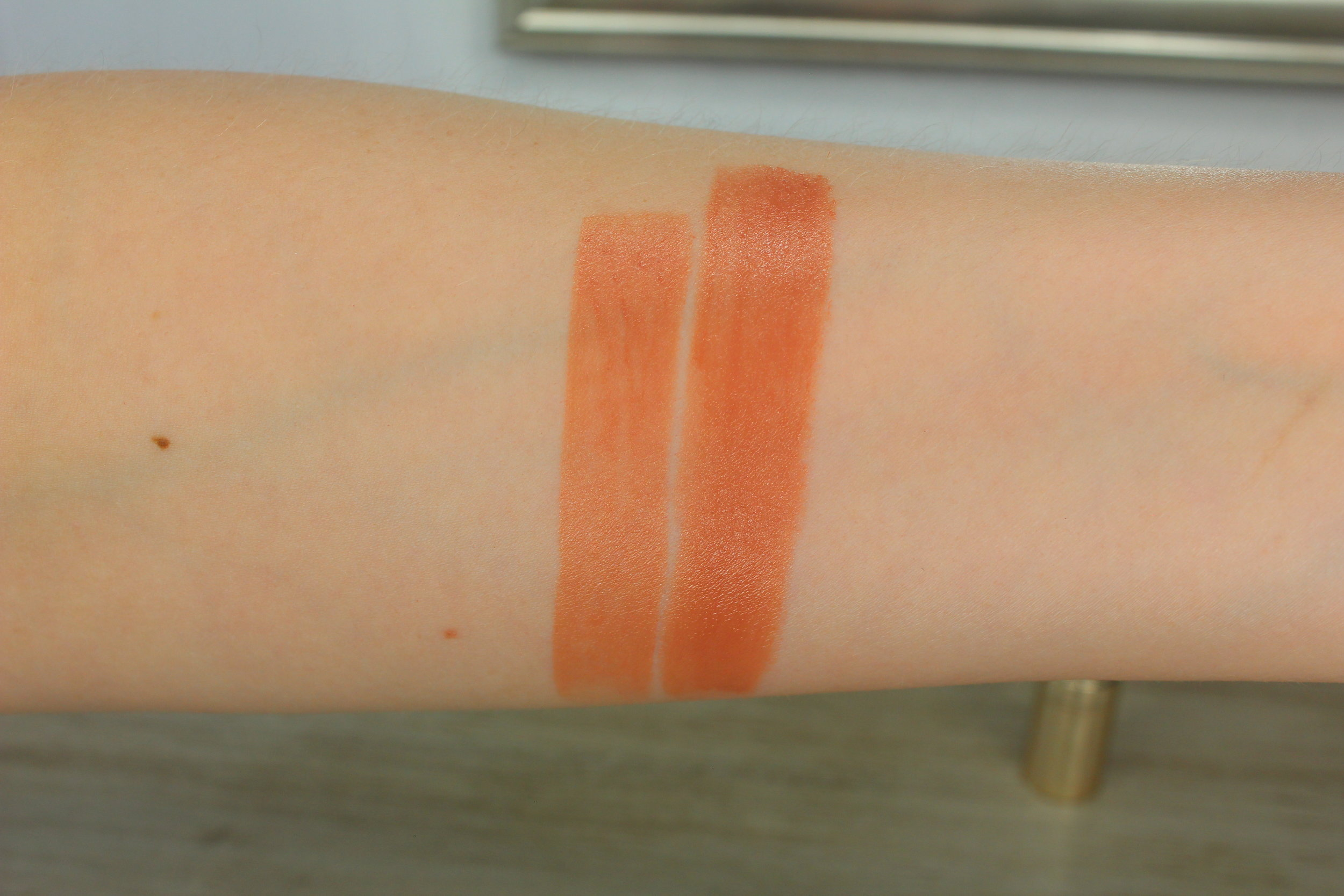 Estee Lauder Naked City (140) swatch
