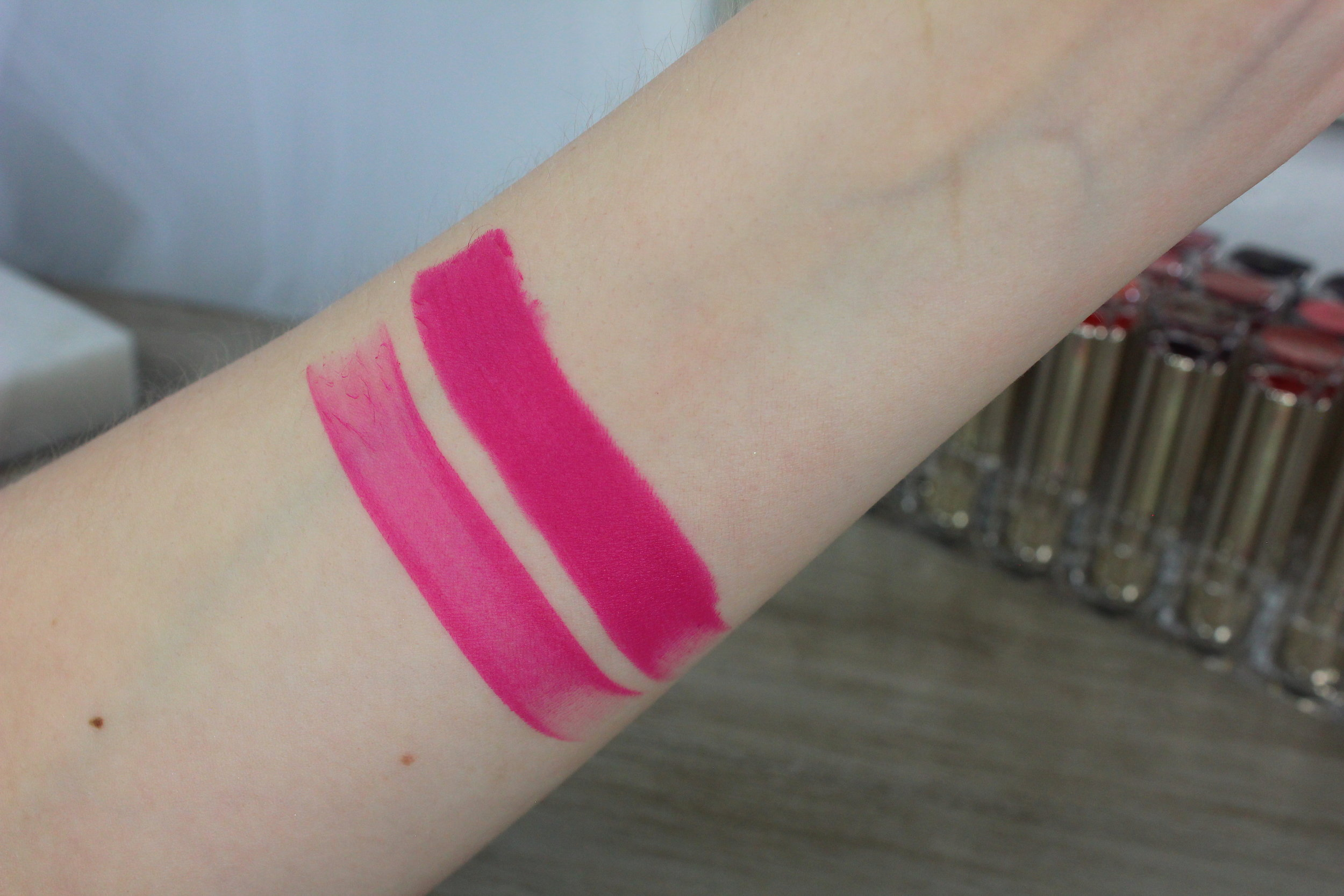 Estee Lauder Rebel Glam (400) swatch