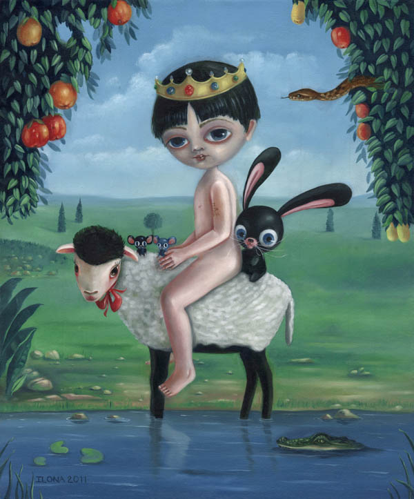 Adam and the Black Bunny 2011