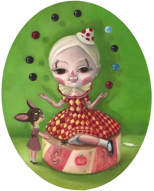 Circus Girl 2013
