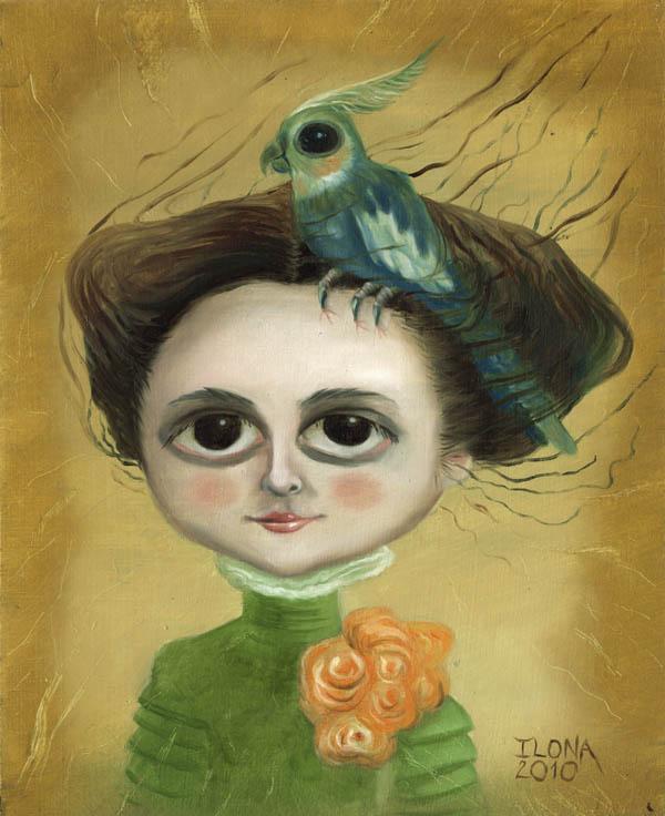 Parrot Girl 2010