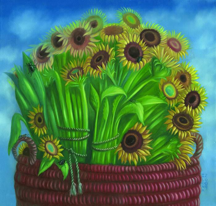 Sunflower Bugs 2009