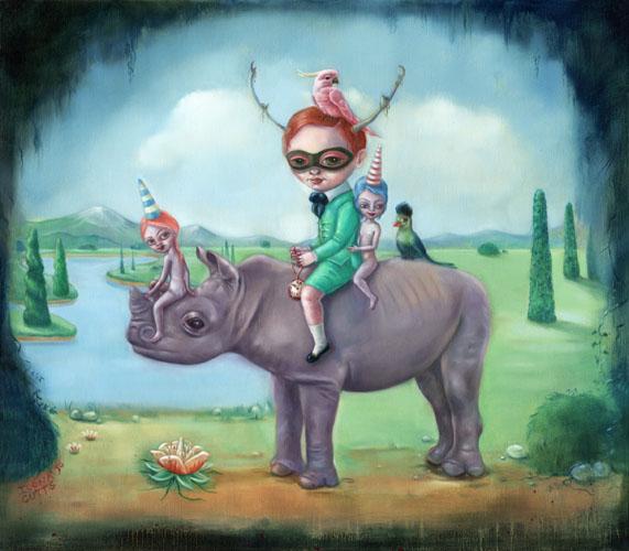 The last dance of the rhinoceros 2018