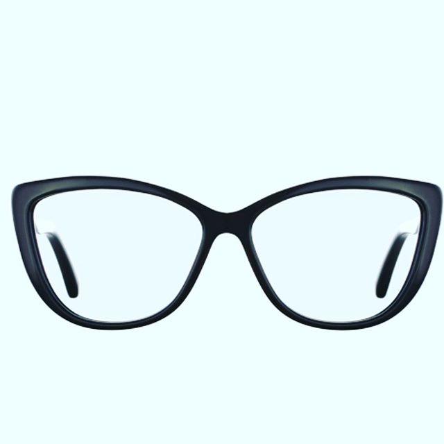 The Fadia Frame 👓  #emmerteyewear #glasses #glasses #eyewear #girlswithglasses #girlsinglasses #fashionglasses #frames #spectacles #giveback #frames #blackglasses #cateyeglasses