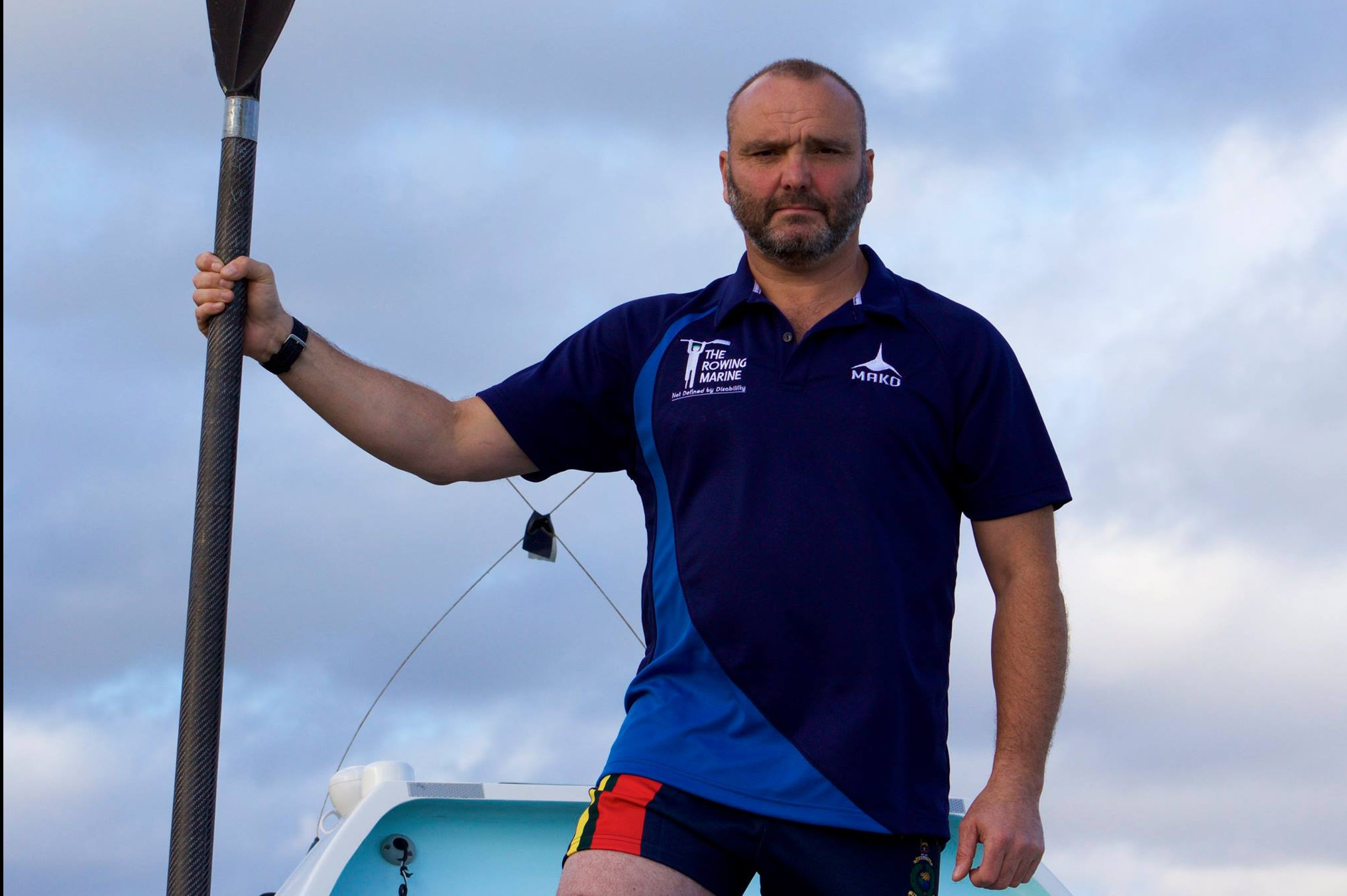 The Rowing Marine - We are thrilled to be supporting Lee Spencer as our 2019 charity of the year.