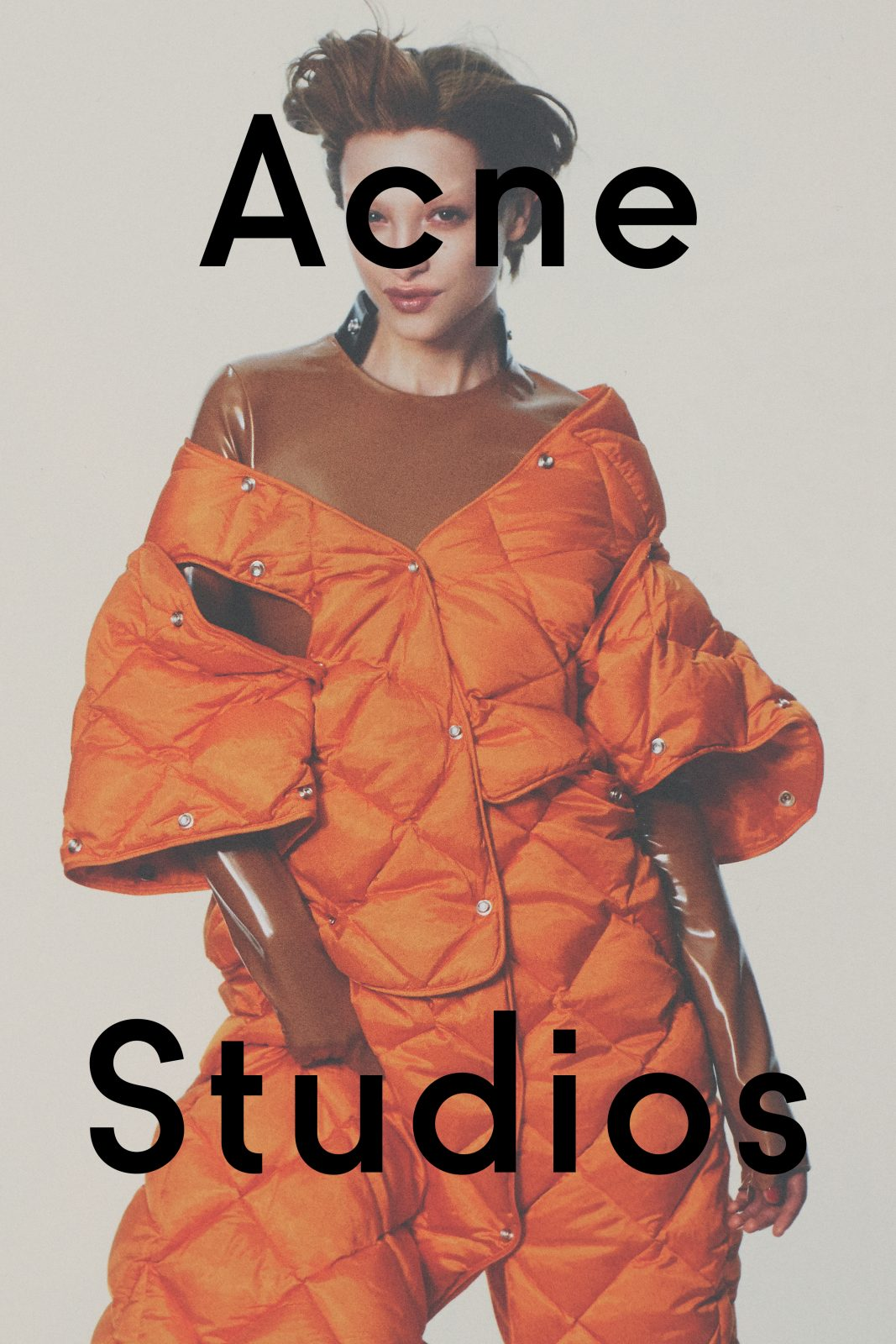 Photo Credit: David Sims in collaboration with Acne Studios