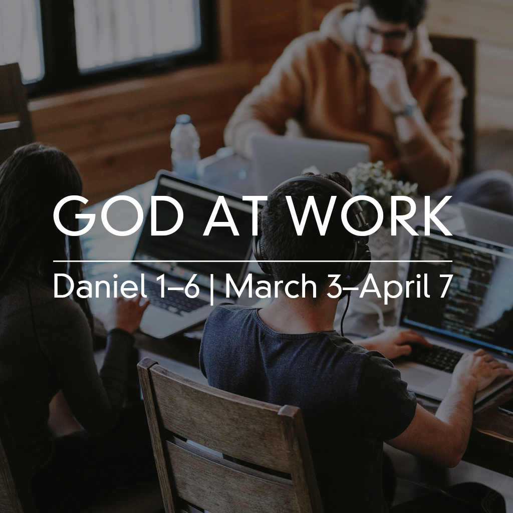Walking With God At Work