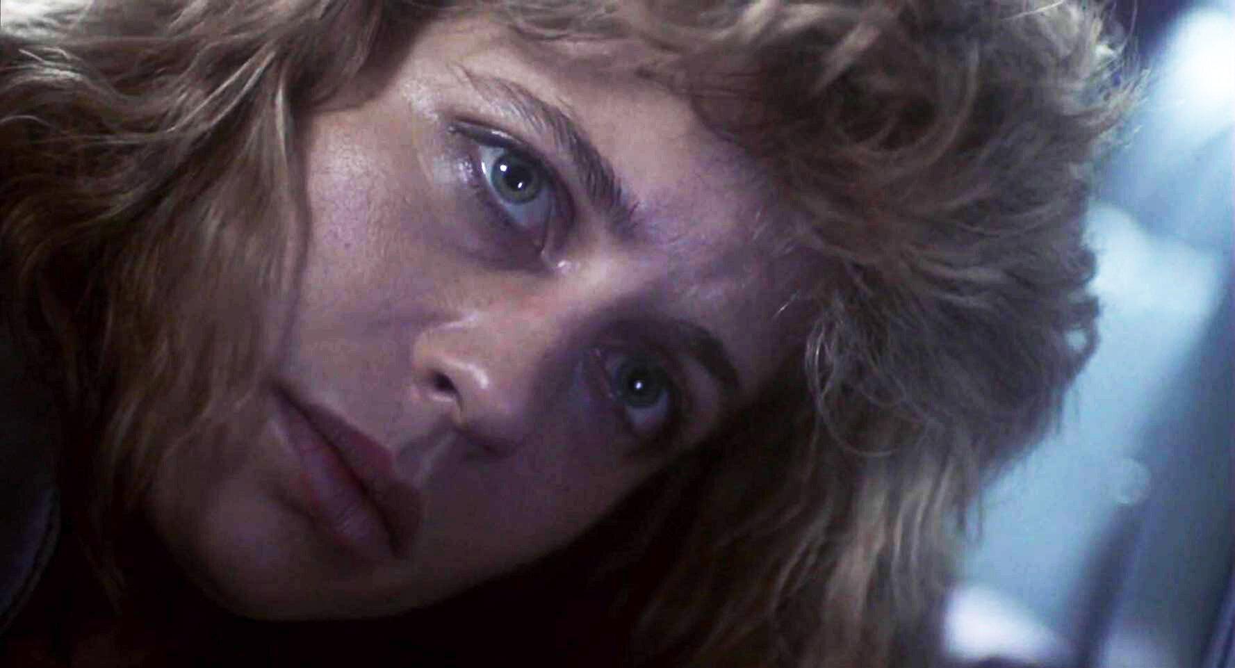 Linda Hamilton in  The Terminator