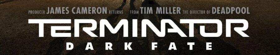 Newly modified main title for  Terminator: Dark Fate .