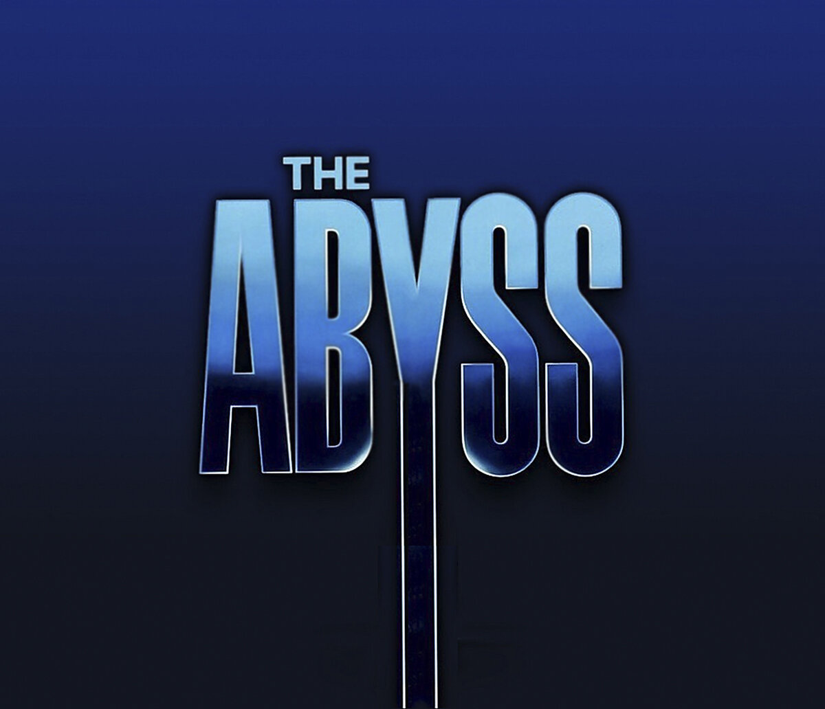 The Abyss  main title.