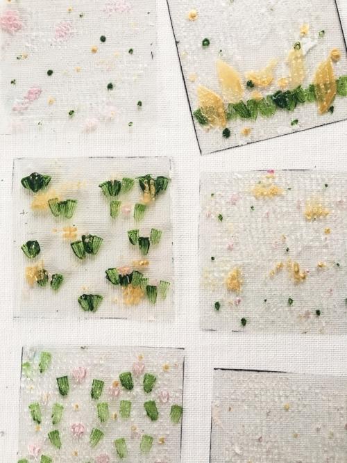 Acrylic skins || Rachel Loewens