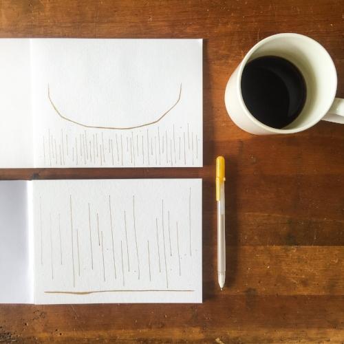 In my sketchbook || Rachel Loewens Fine Art