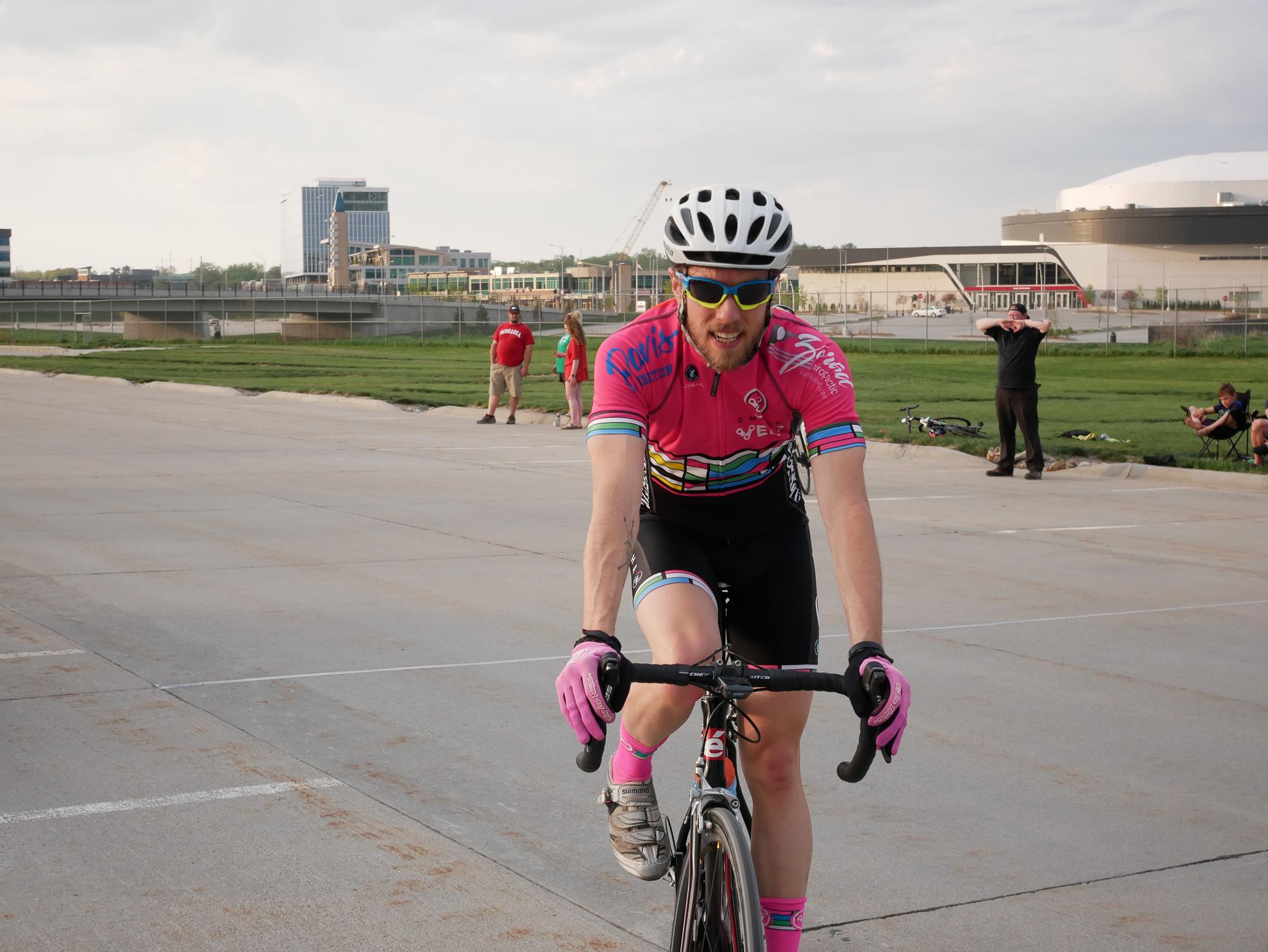 Criterium racing || Baxter Arena || Rachel Loewens