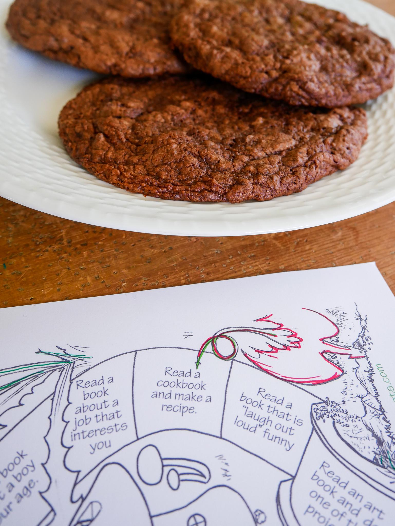 || Read a cookbook, make a recipe || Rachel Loewens Studios