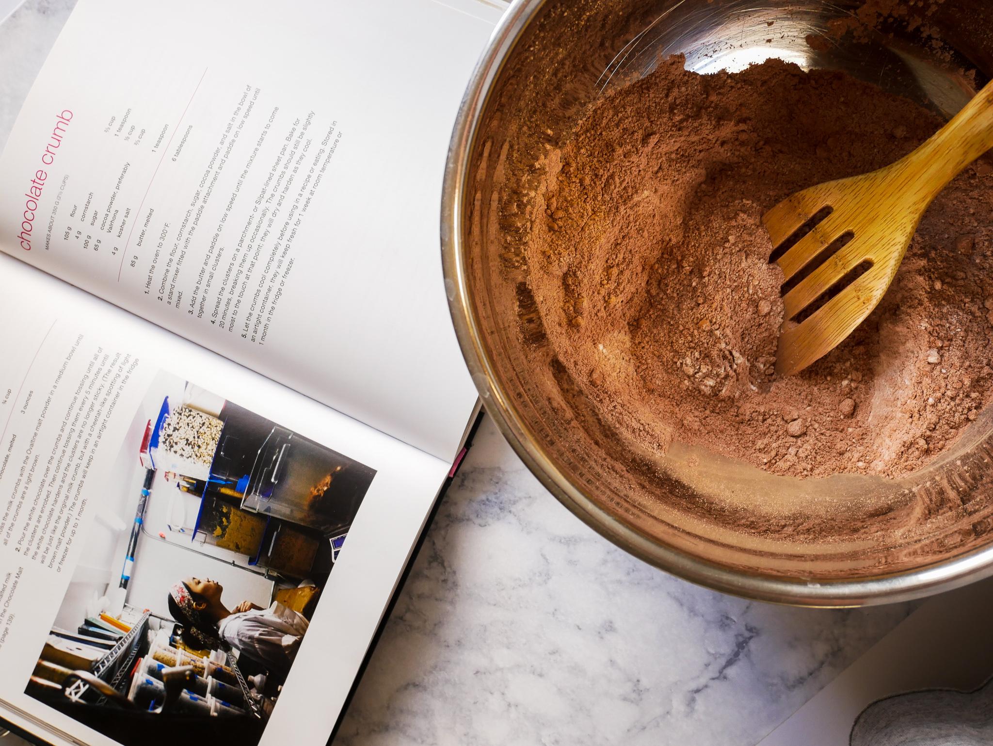 Momofuku Milk Bar || Read a cookbook, make a recipe || Rachel Loewens Studios
