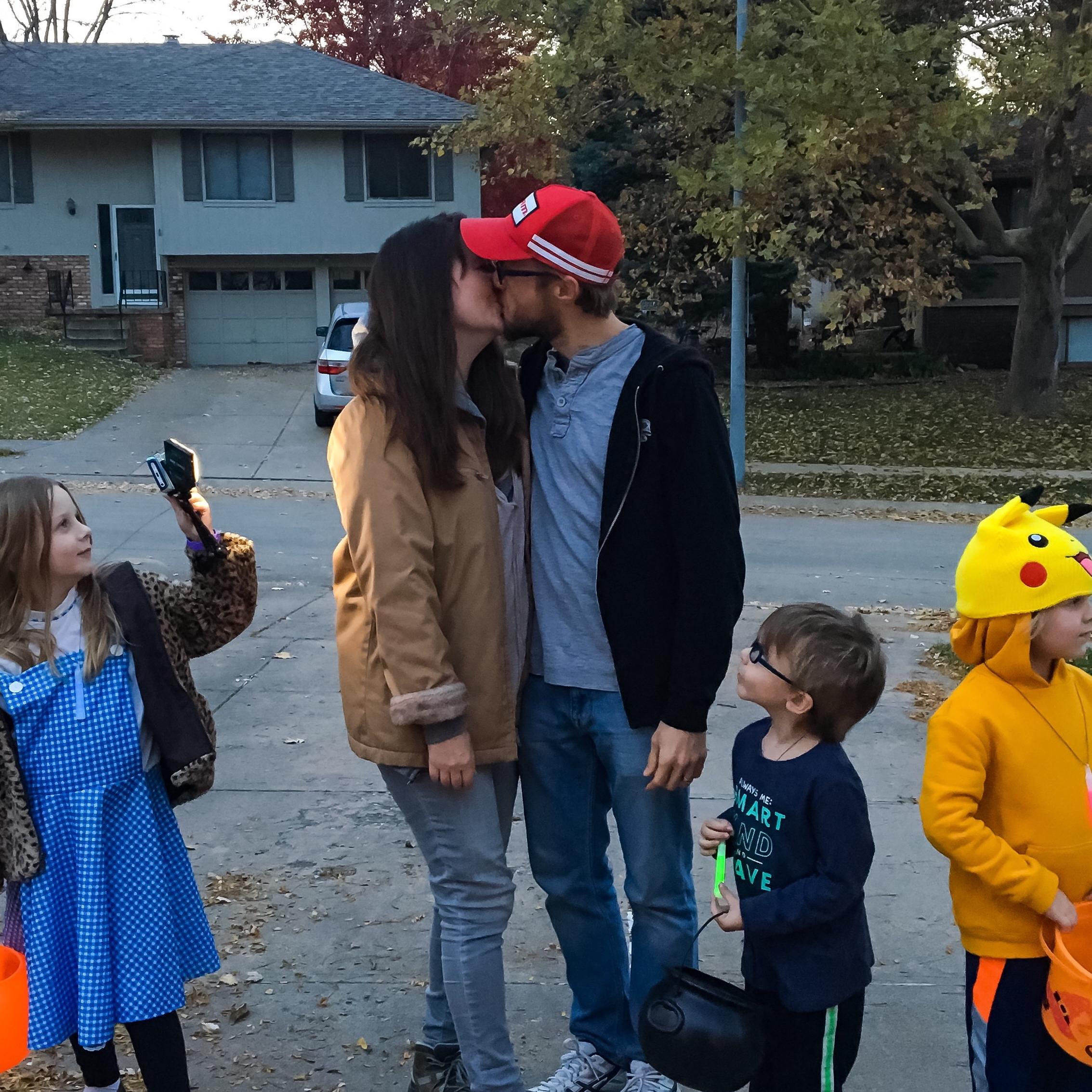 Happy Halloween || Rachel Loewens Studios