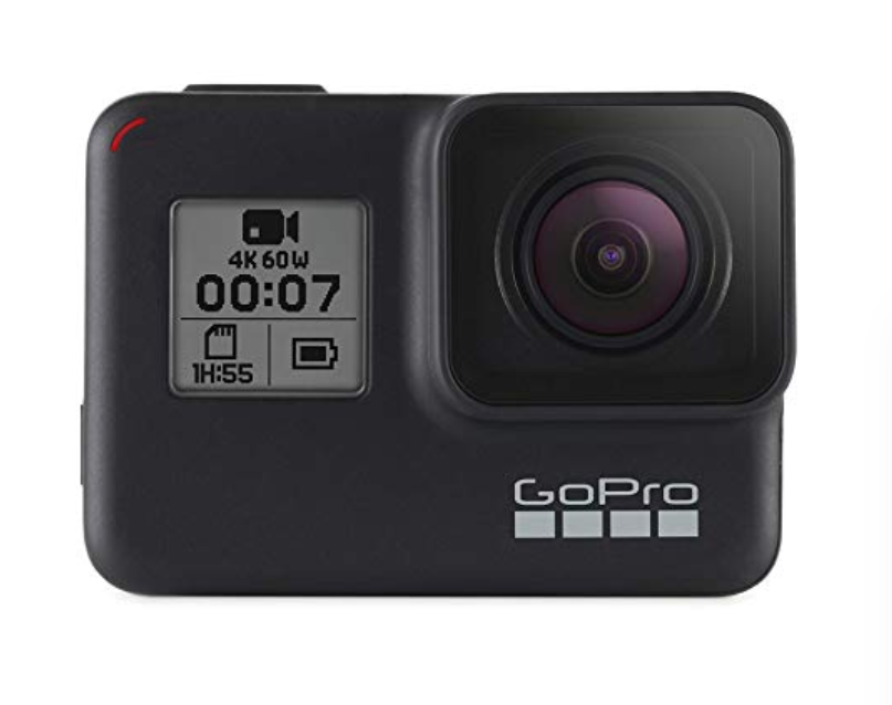 GoPro HERO 7 Black || The Lowen Rangers || Gear Box