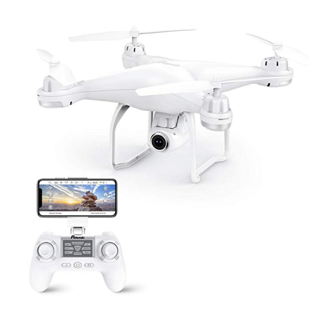 Potensic T25 Drone || The Loewn Rangers || Gear Box