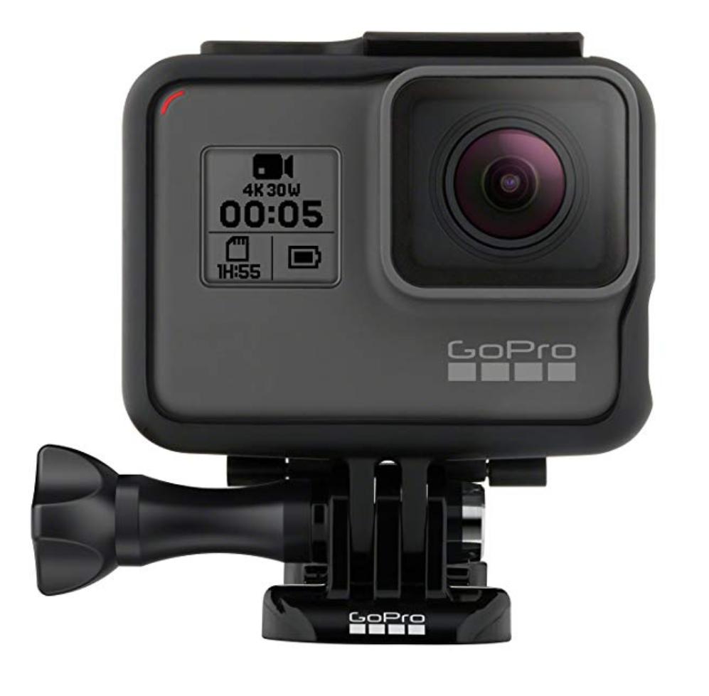 GoPro HERO 5 Black || The Loewn Rangers || Gear Box