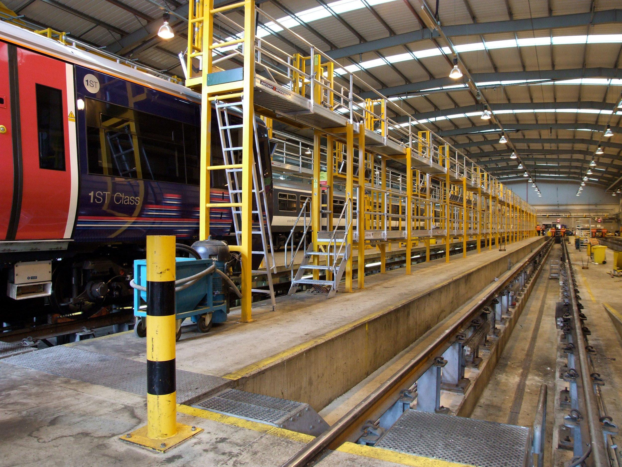 Rail Fixed Access