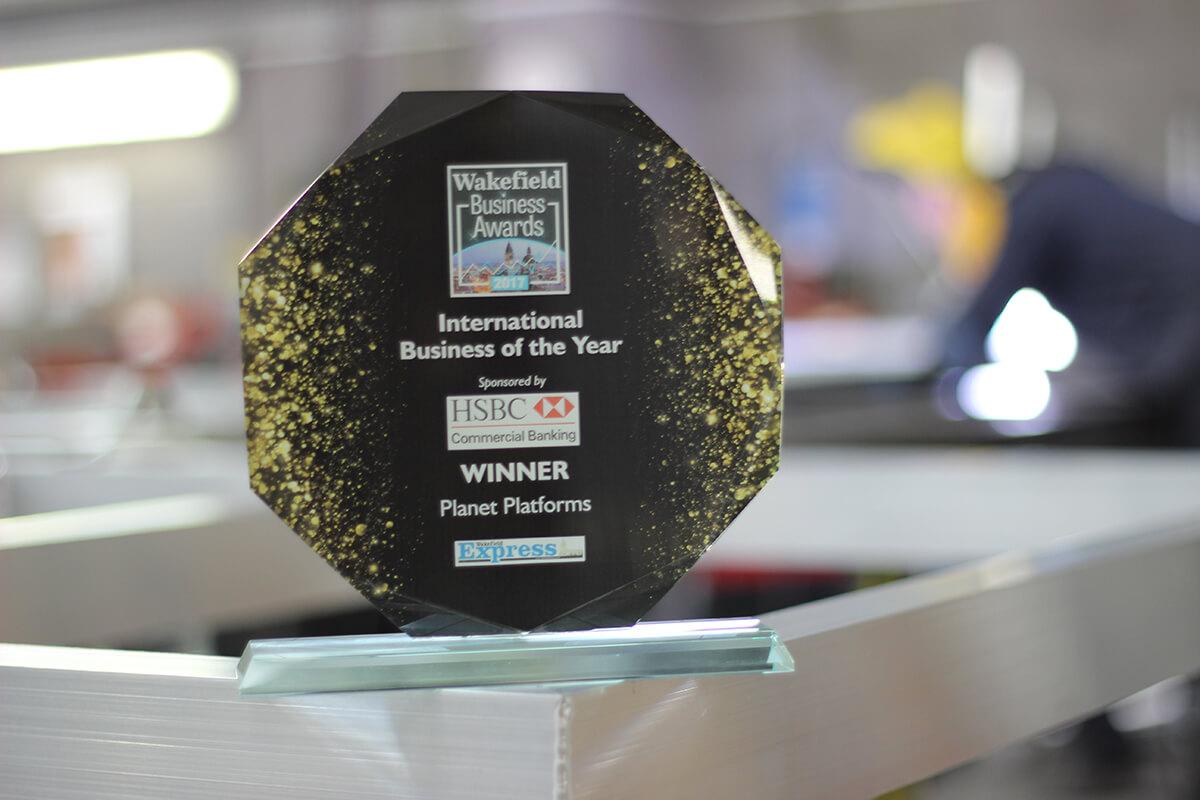 International Business of the Year Award