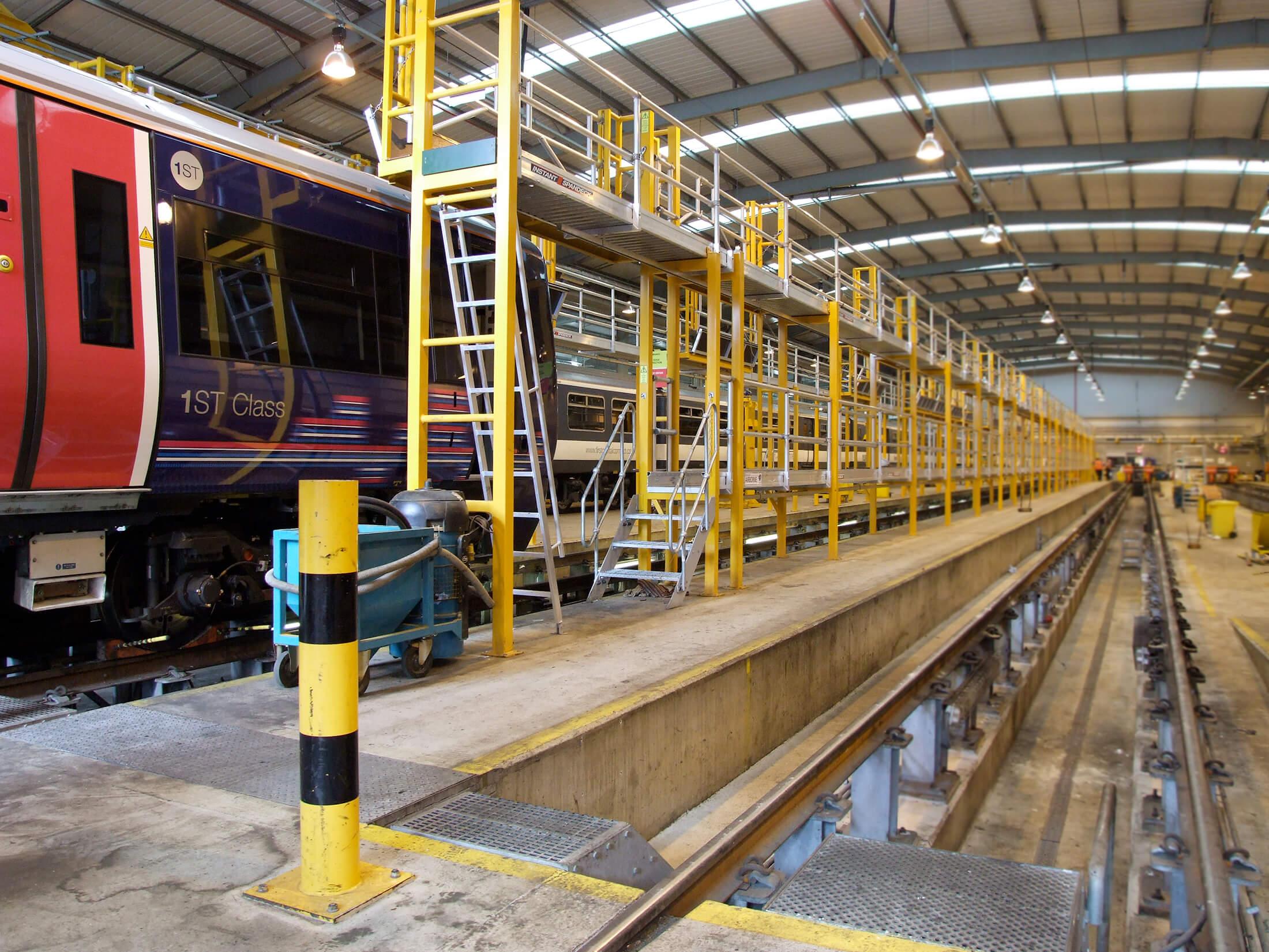 Rail Access Systems