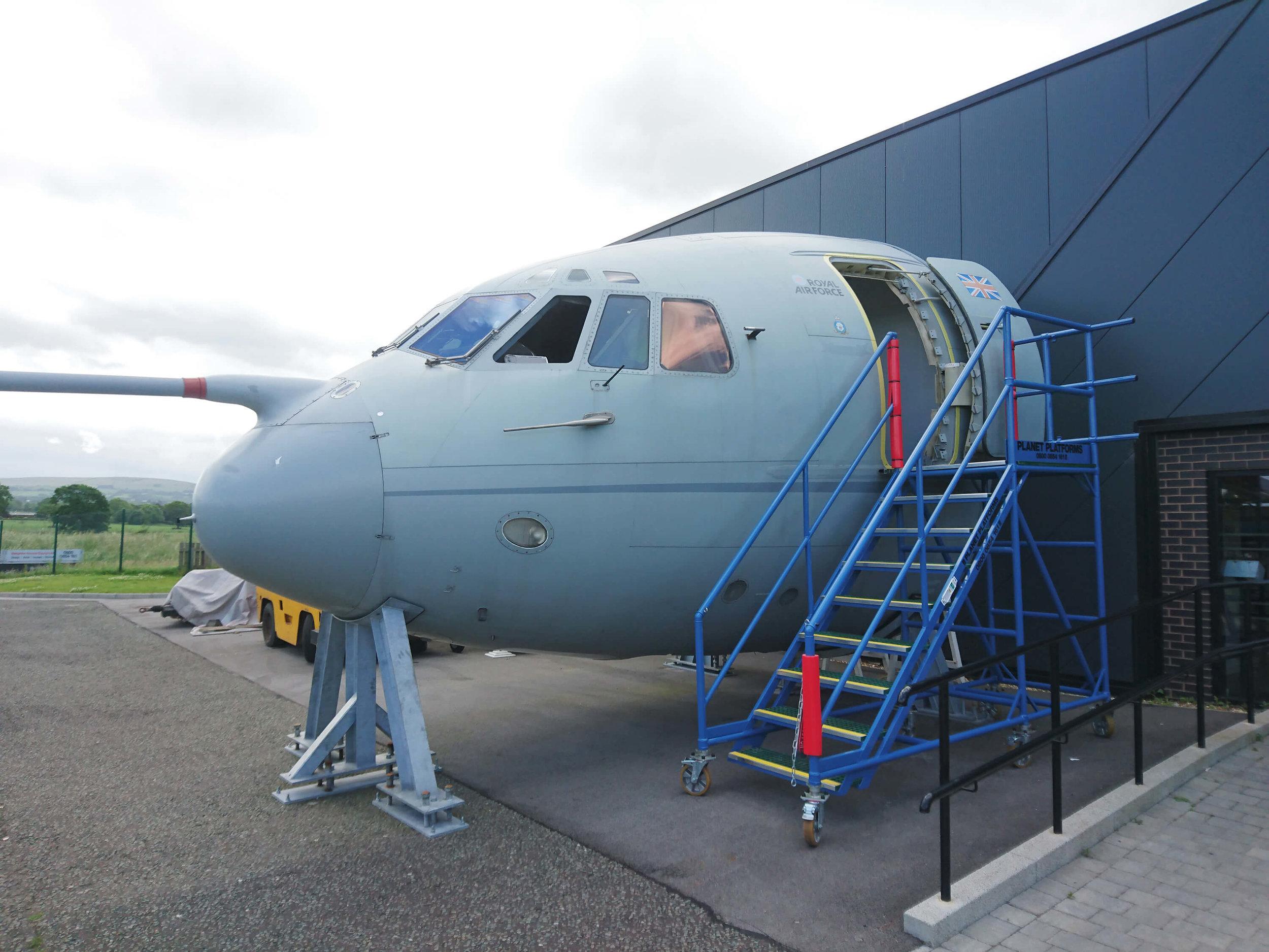 Planet Platforms Avro