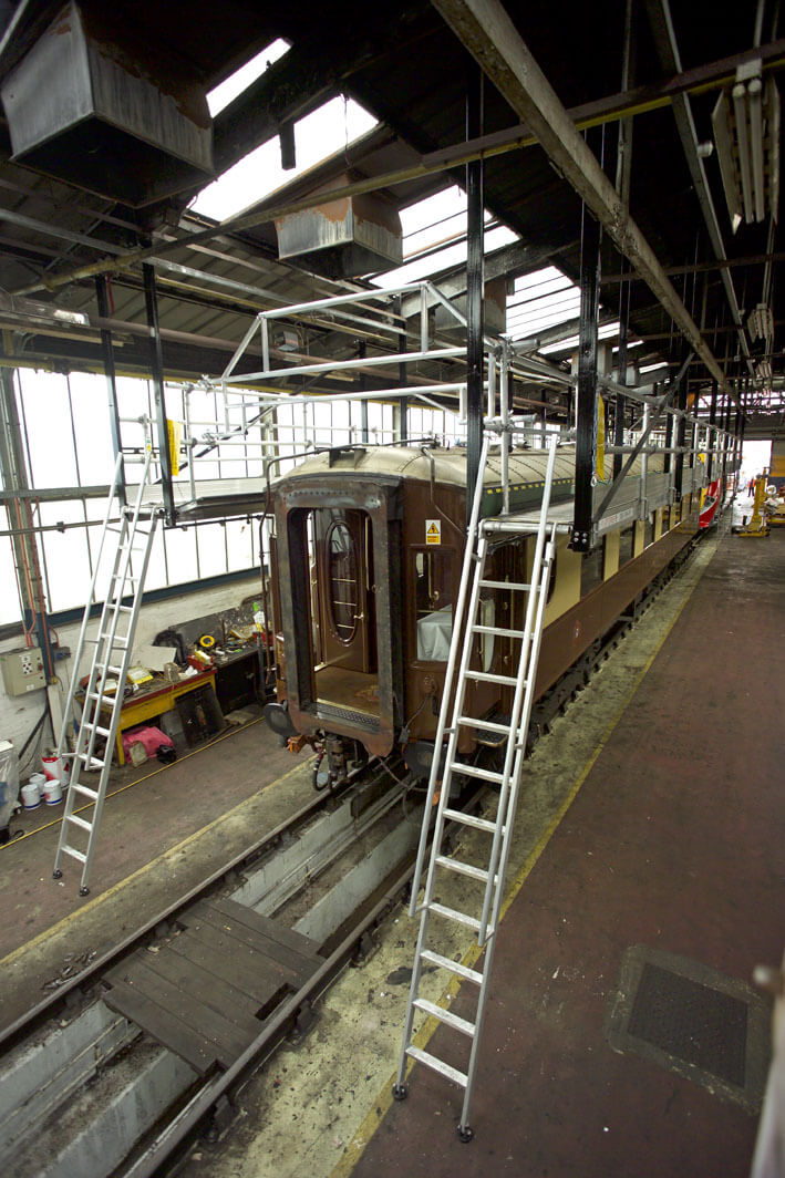 Planet Platforms Orient Express