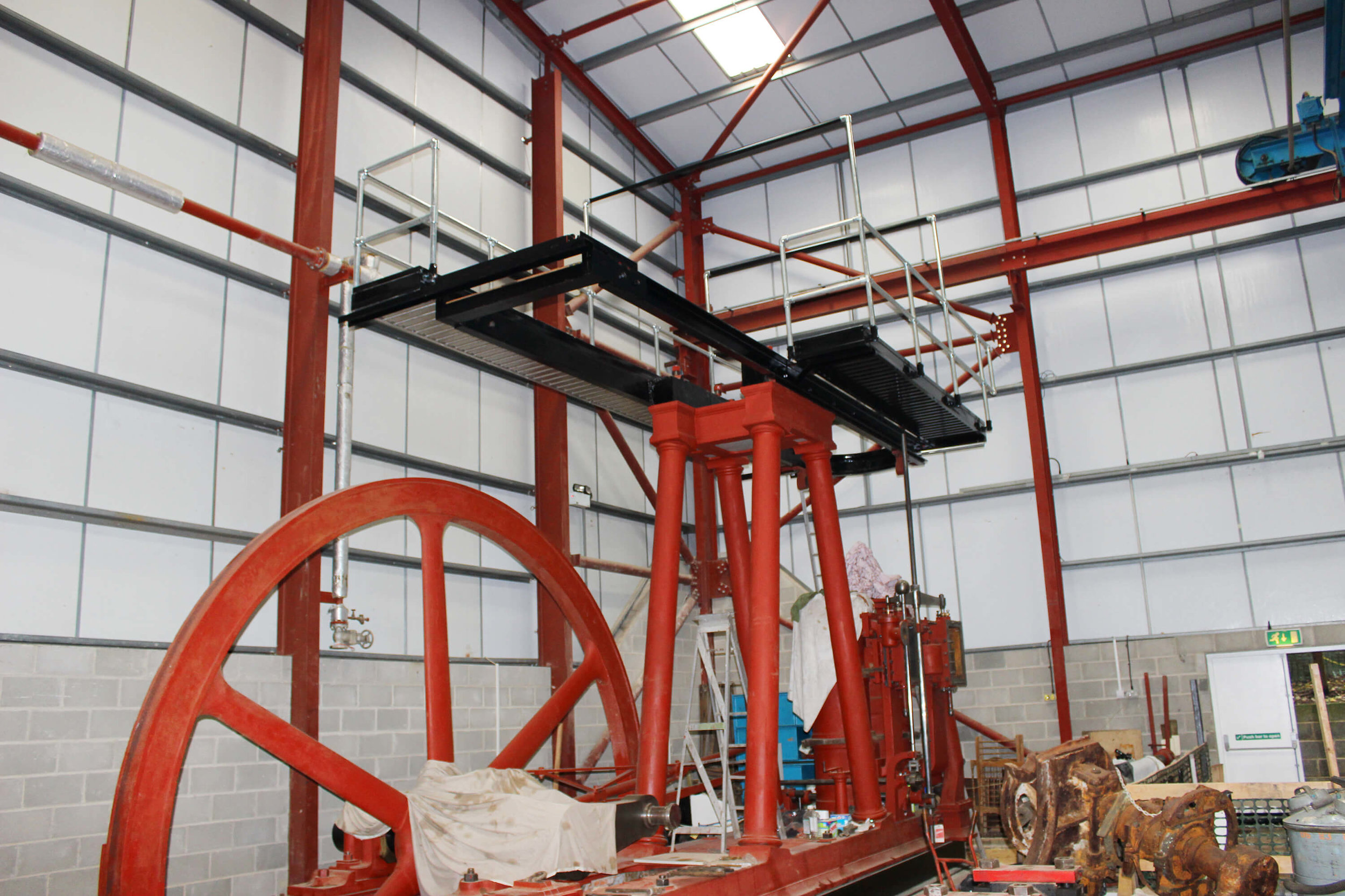 Planet Platforms Markham Steam