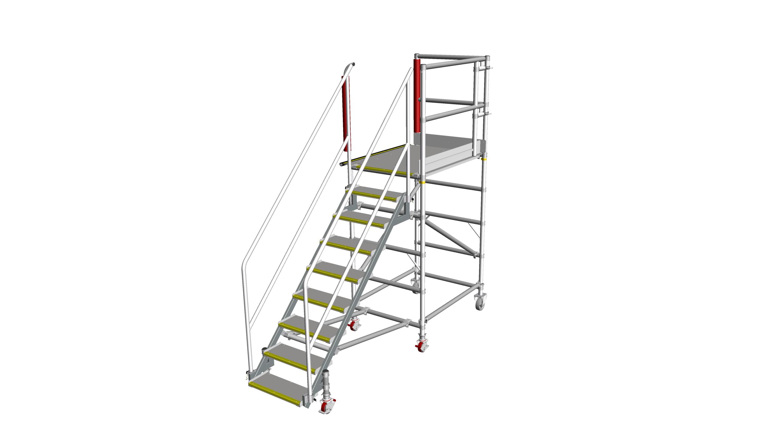 25. High level platform steps