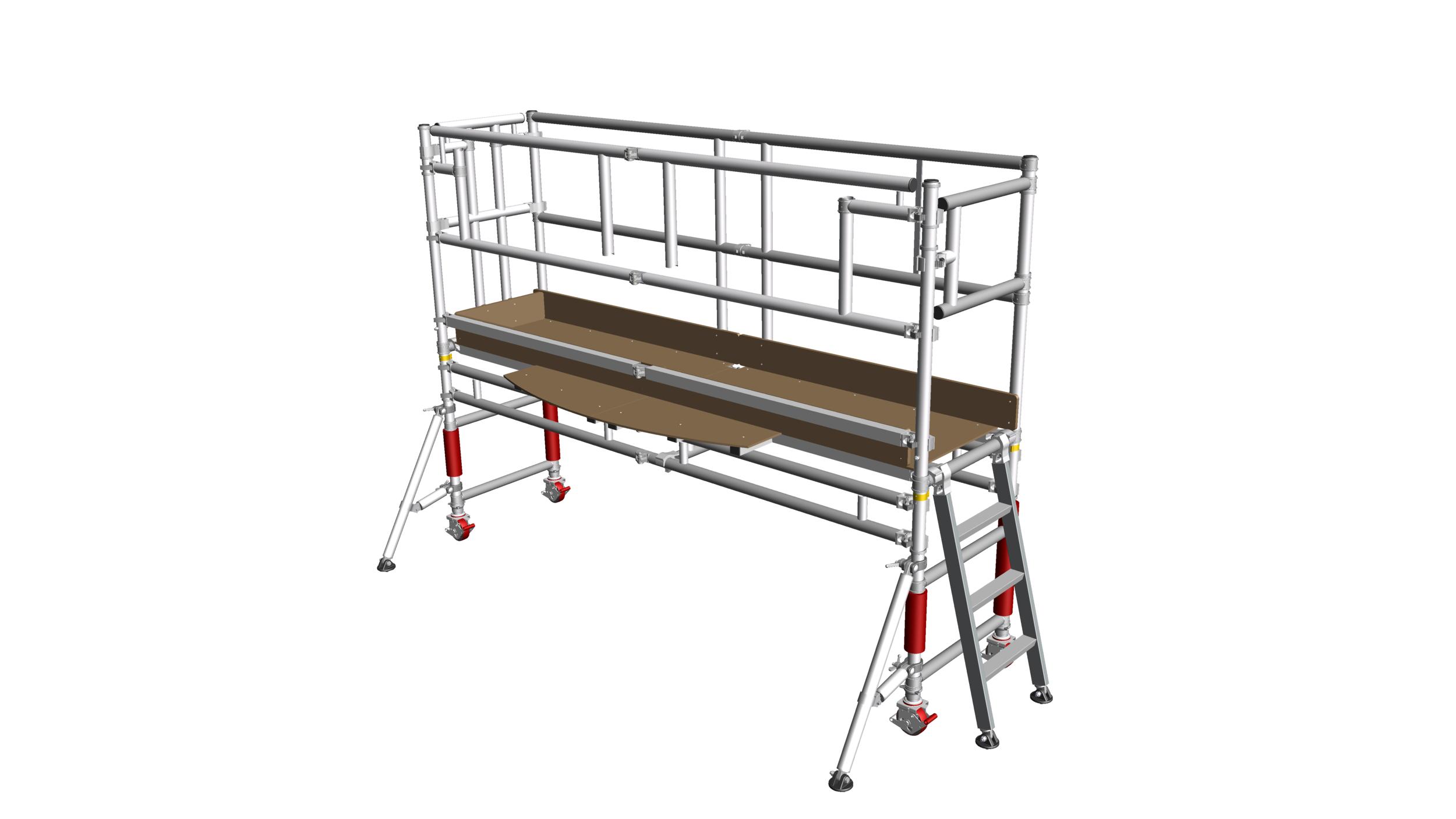 18. Low level platform