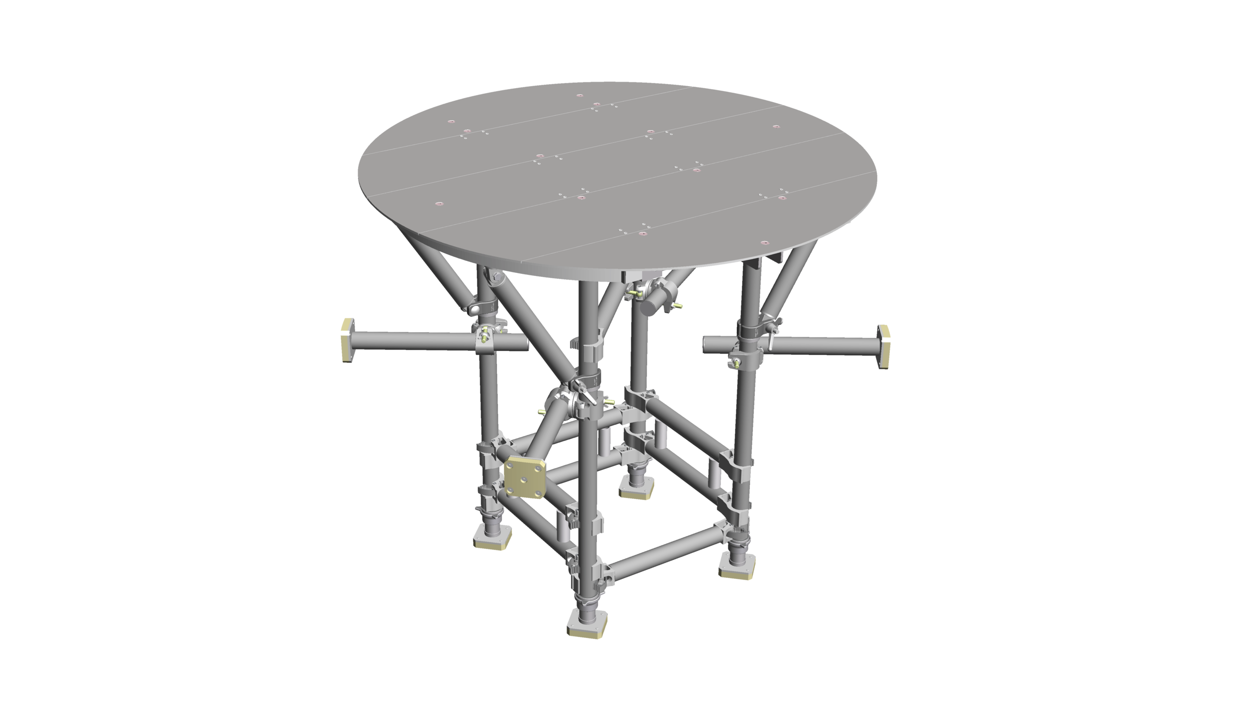 1. Vessel access platform
