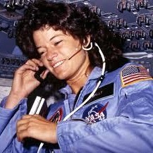 an American physicist, engineer, and astronaut, Ride is famous for being the first American woman in space. She continued to work with NASA long after her space flight days, even contributing to research behind the Challenger and Columbia disasters.More Info - Sally Ride